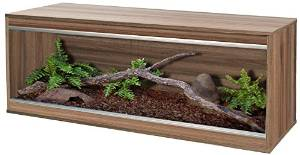 Vivexotic Repti-home Maxi Vivarium Walnut Extra Large 1375 X 490...