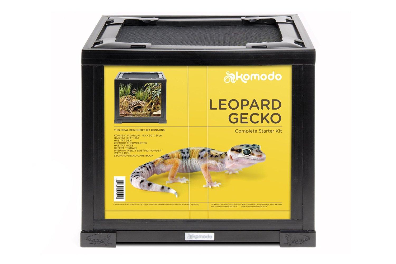 Komodo Leopard Gecko Starter Kit