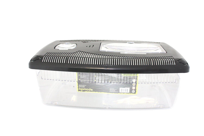 Komodo Plastic Terrarium, 48 x 31 x 18 cm