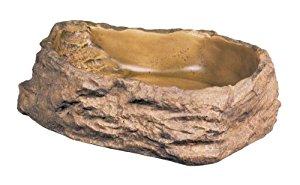 Exo Terra PT2803 Water Dish, Large