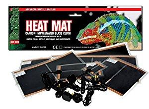 Habistat Heat Mat, 20 Watt, 17 x 11-inch