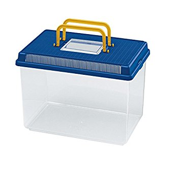 Ferplast Geo Plastic Tank With Carry Handle (Assorted Colours)