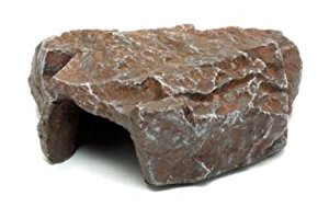 Komodo Rock Den, Large, Brown
