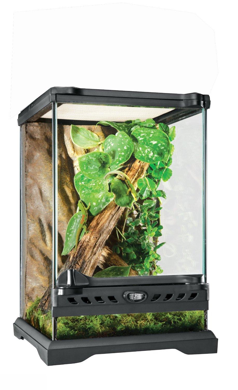 Exo Terra Glass Natural Terrarium, Nano/Tall, 20 x 20 x...