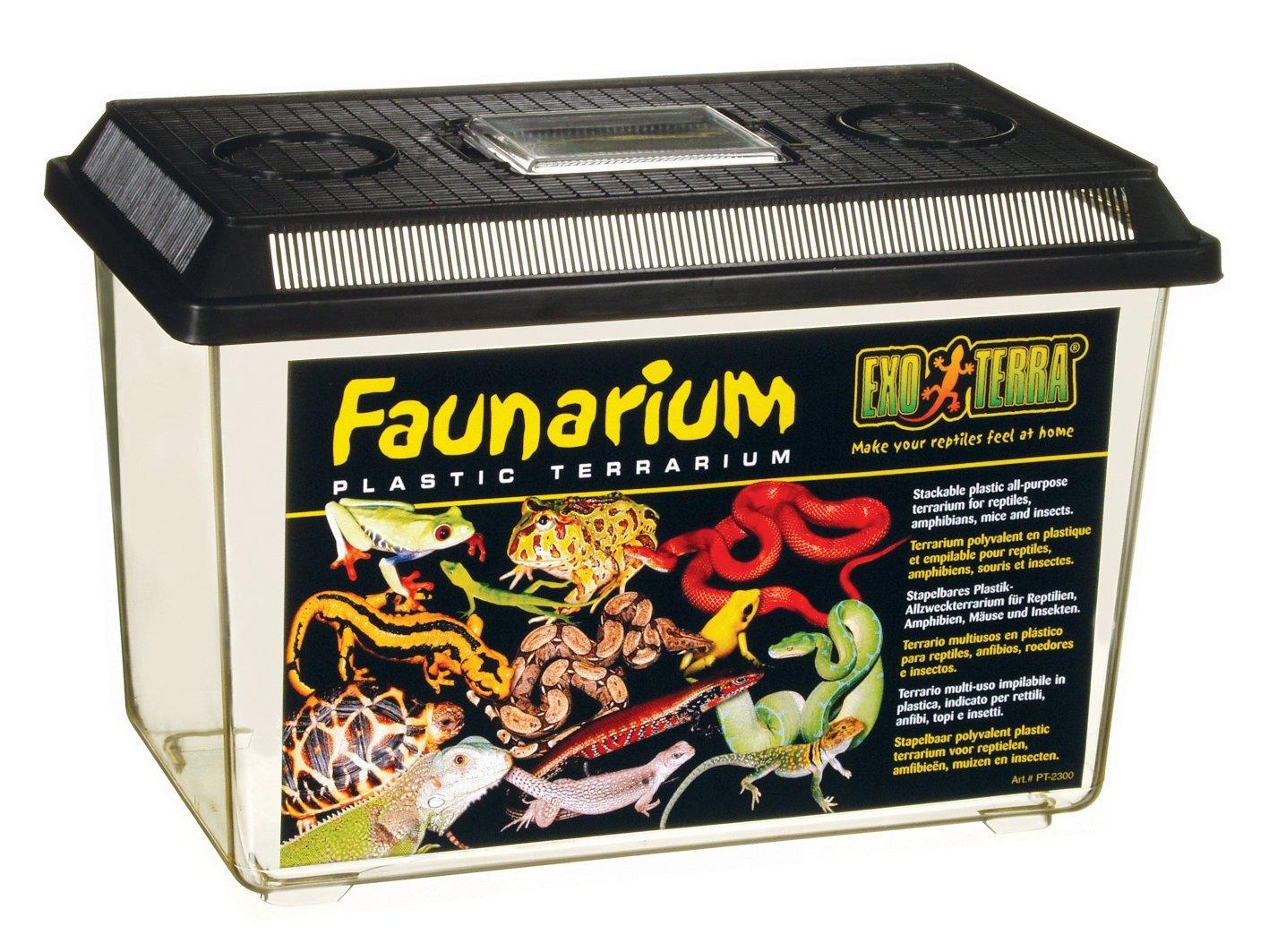 Exo Terra PT2265 Standard Faunarium, Large