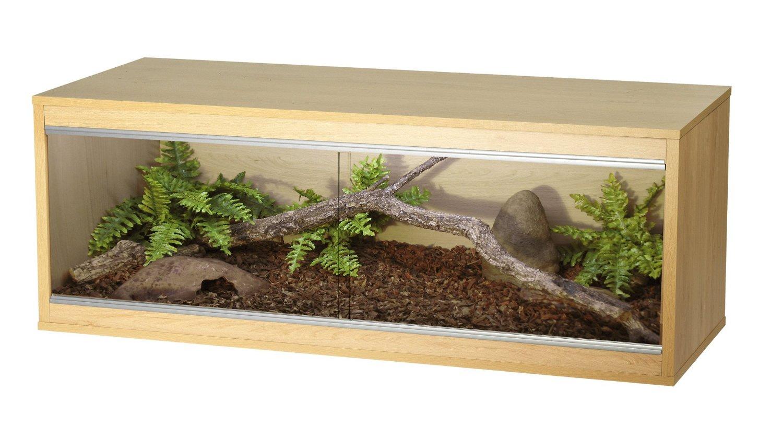 Vivexotic Repti-Home Vivarium Large Beech Reptile Terrarium