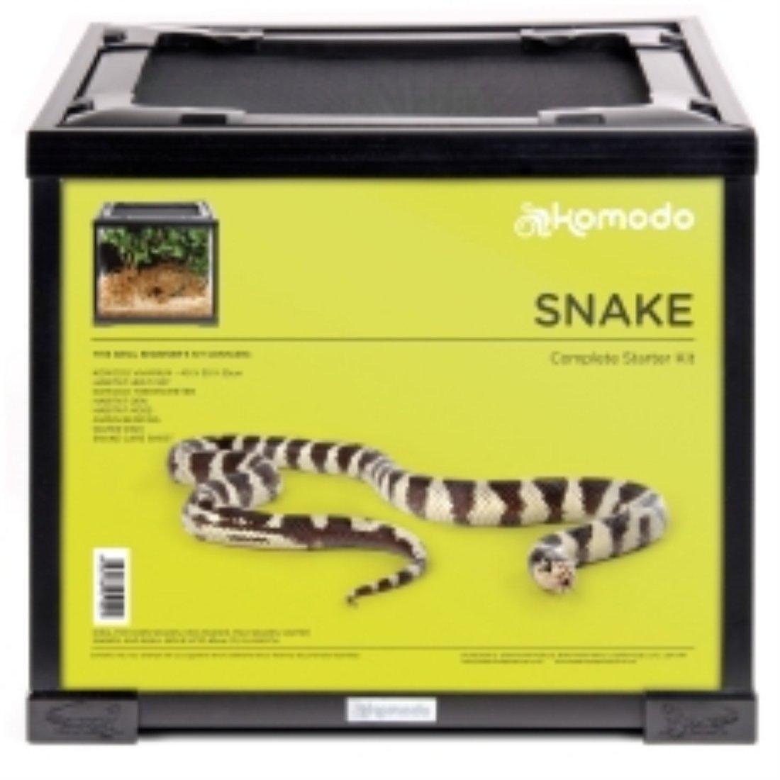 Komodo Snake Starter Kit
