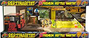 Zoo Reptihabitat Snake Kit, Medium