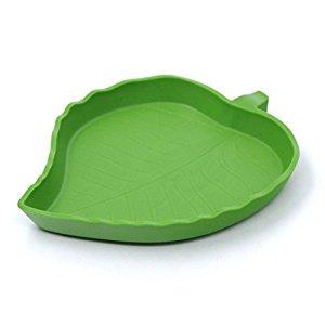 ThinkPet Plastic Reptile Food and Water Bowl Terrarium Dish Aquarium...