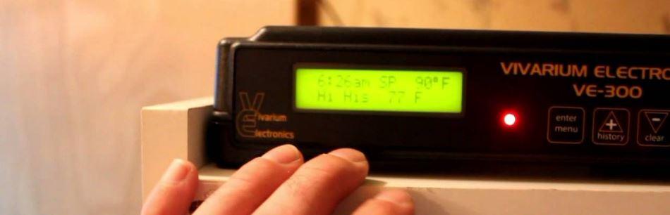 Vivarium Thermostat